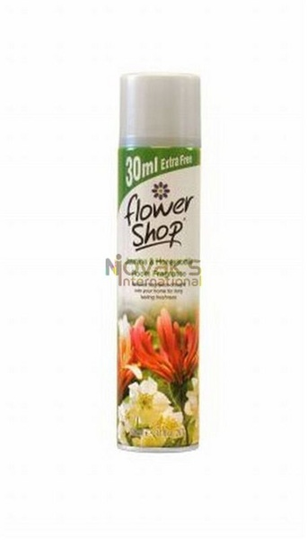 FLOWERSHOP osvěžovač spray 300ml JASMINE