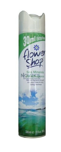 FLOWERSHOP osvěžovač  spray 300ml SEA MINERALS