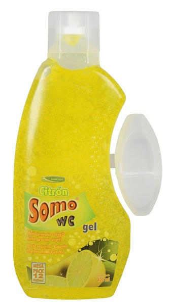 SOMO WC GEL 400ml CITRON